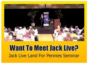 Jack Bosch Live Seminars
