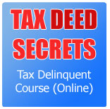Jack Bosch's Tax Deed Secrets